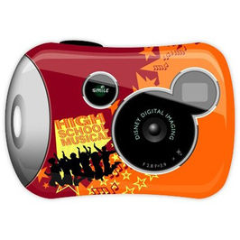 Disney Pix micro digital camera - High School Musical